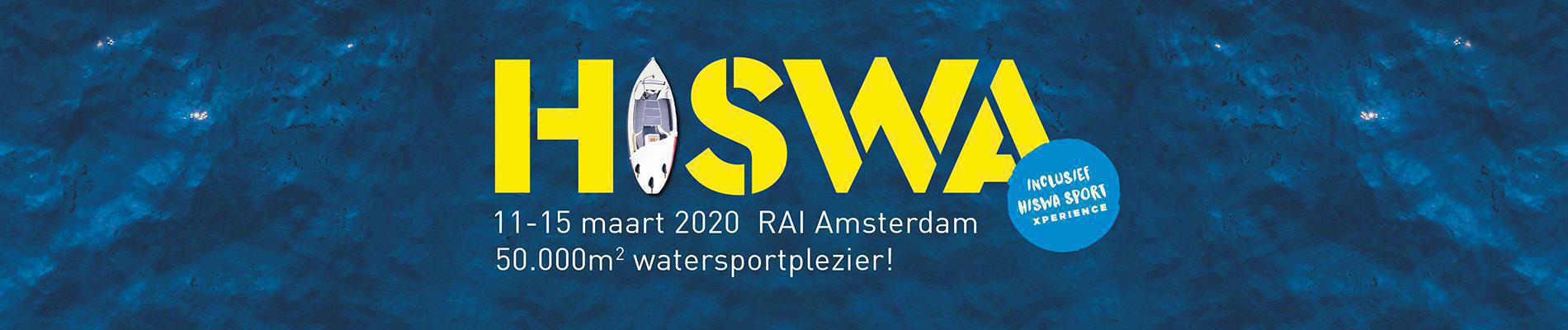 Hiswa Amsterdam Boat Show 2020